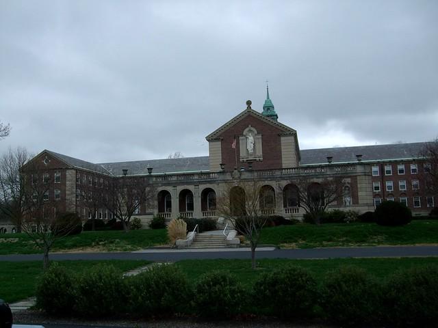 Jesuit Retreat Center_Former Jesuit Novitiate, Wernersville, PA