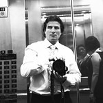 13th Floor - Philippe Gelin in the lift of the Ritz-Carlton Singapore