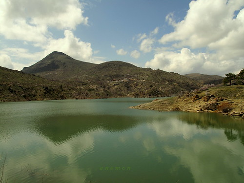 reflection solitude konya manzara yansıma baraj gölü sillebarajı