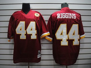 official photos 38a41 d64fc NFL jerseys Washington Redskins 44# Riggins Red cheap nfl ...