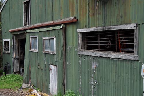 Old Green Barn | by TEotWaWKI Diary