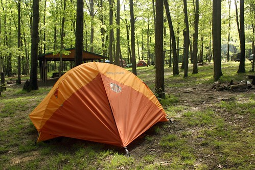 The Tent, Marmot Limelight 3   by osiristhe