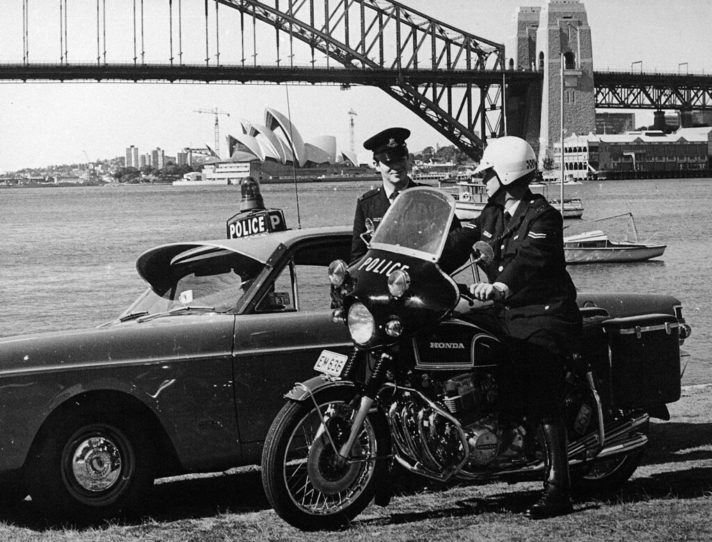 Honda Los Angeles >> 1960 bike car OH7221   The photo was taken at Blue's Point, …   Flickr
