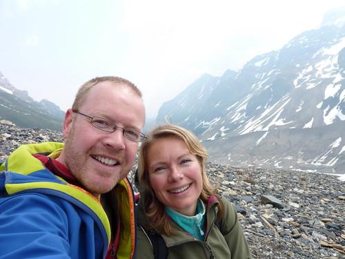 Banff NP - Plain of six  glaciers - 3