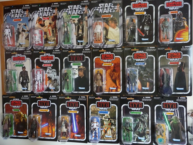 Star Wars 'Vintage Collection'