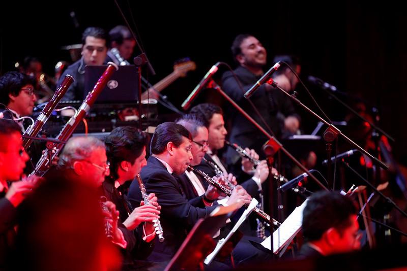 Segundo Concierto de MalacatesSinfónico en el Teatro Nacional