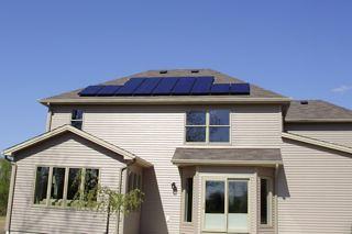 Buffalo, NY residential solar installation | by Solar Liberty