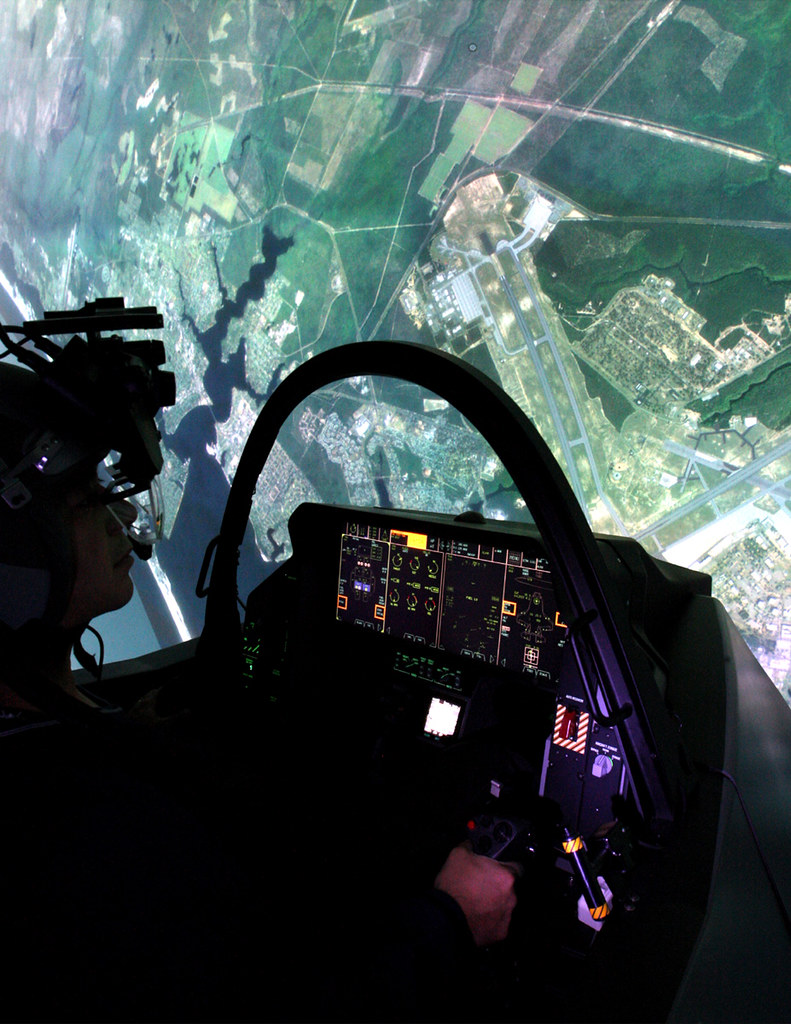 F-35 Lightning II Full Mission Simulator (FMS) | The Joint S