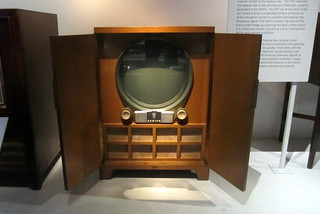 NYC - Queens - Astoria: Museum of the Moving Image - Zenith Model H-24-37-E | by wallyg