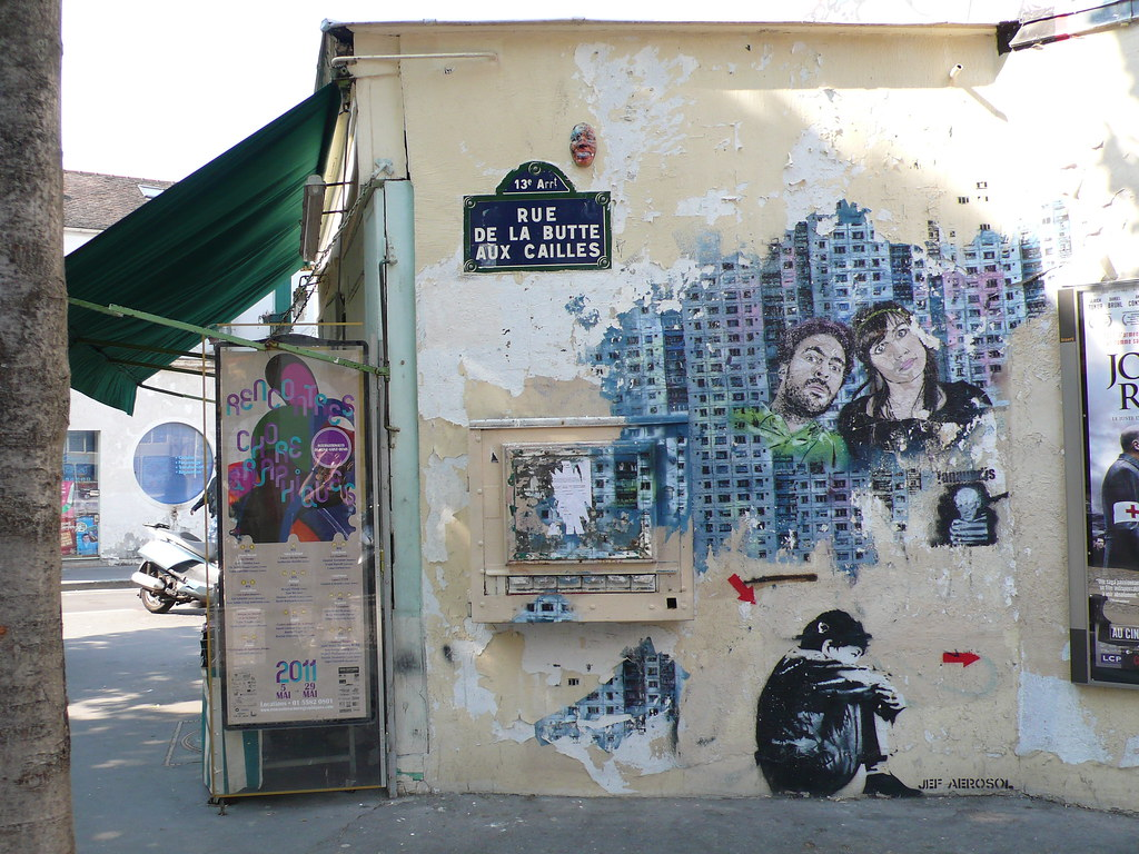 La Butte Aux Cailles Photos rue de la butte aux cailles @ paris | plus d'infos sur www.u