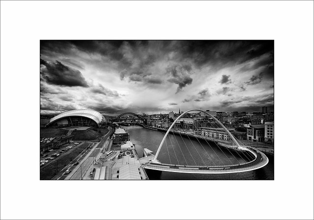 Quayside, Newcastle and Gateshead.