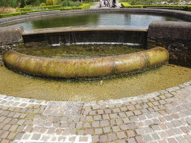 Mirror Pool - National Botanic Garden of Wales