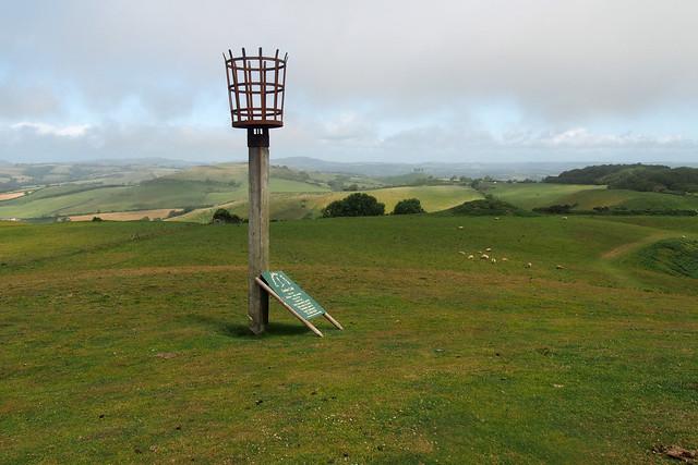 Thorncompe Beacon