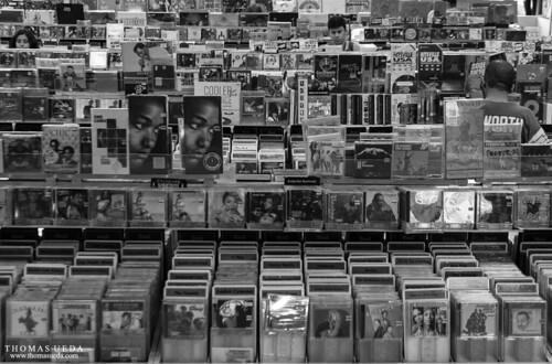 Browsing Some Music | by tom ueda