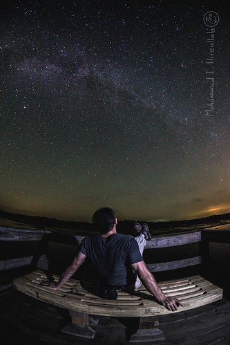 bridge night point photography jasper texas view unitedstates fisheye astrophotography swamp milkyway