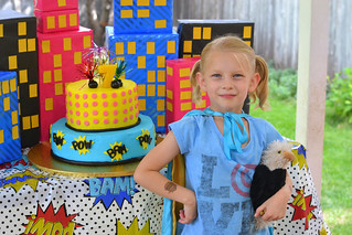 Eisley's Super 7th Birthday | by hkatee