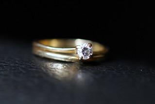 Day 83 - My Engagement and Wedding Rings | by slgckgc