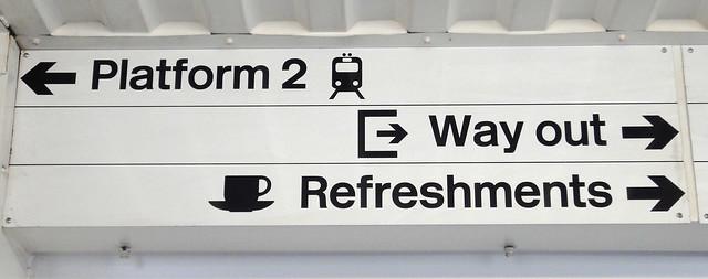 rail alphabet good