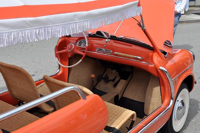 Fiat Jolly interior