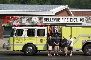 Bellevue Fire Department - Depew, NY | by Solar Liberty
