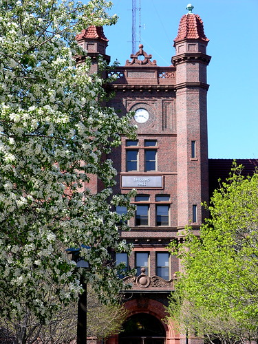 Towers in Spring