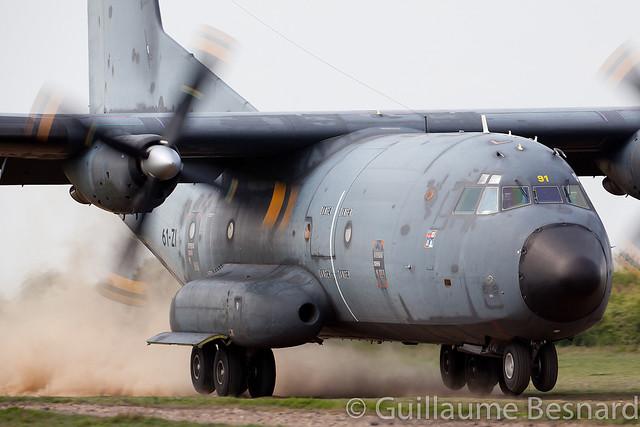 Aerospatiale/MBB C-160R Transall 61-ZI cn R91