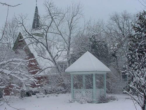 snow church landscape photography delmarva grden pokomokecity costenhouse