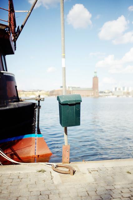 Harbour Mailbox