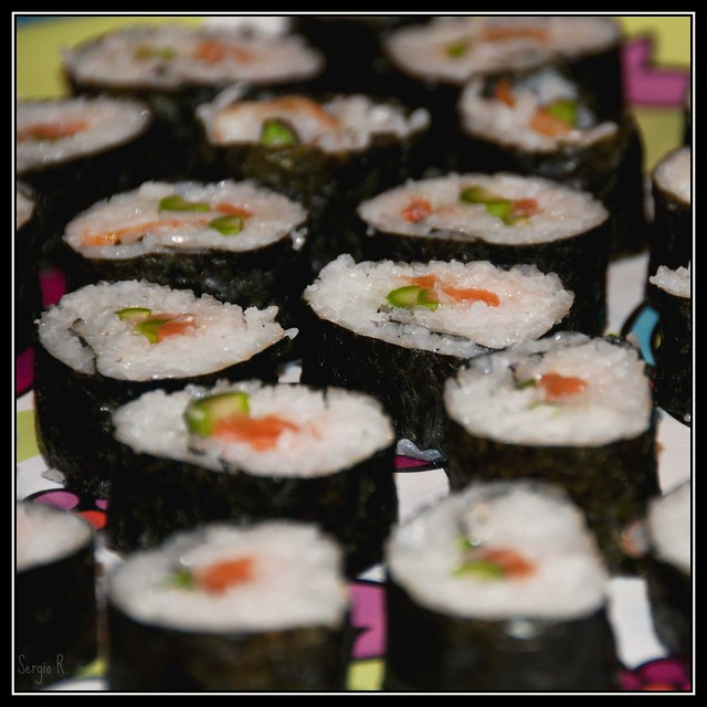 Todos los caminos llevan al sushi