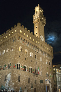 the Palazzo Vecchio, Florence   by Anna & Michal
