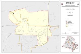 Precinct 310 - Mountain View | by Office of Mapping, County of Loudoun