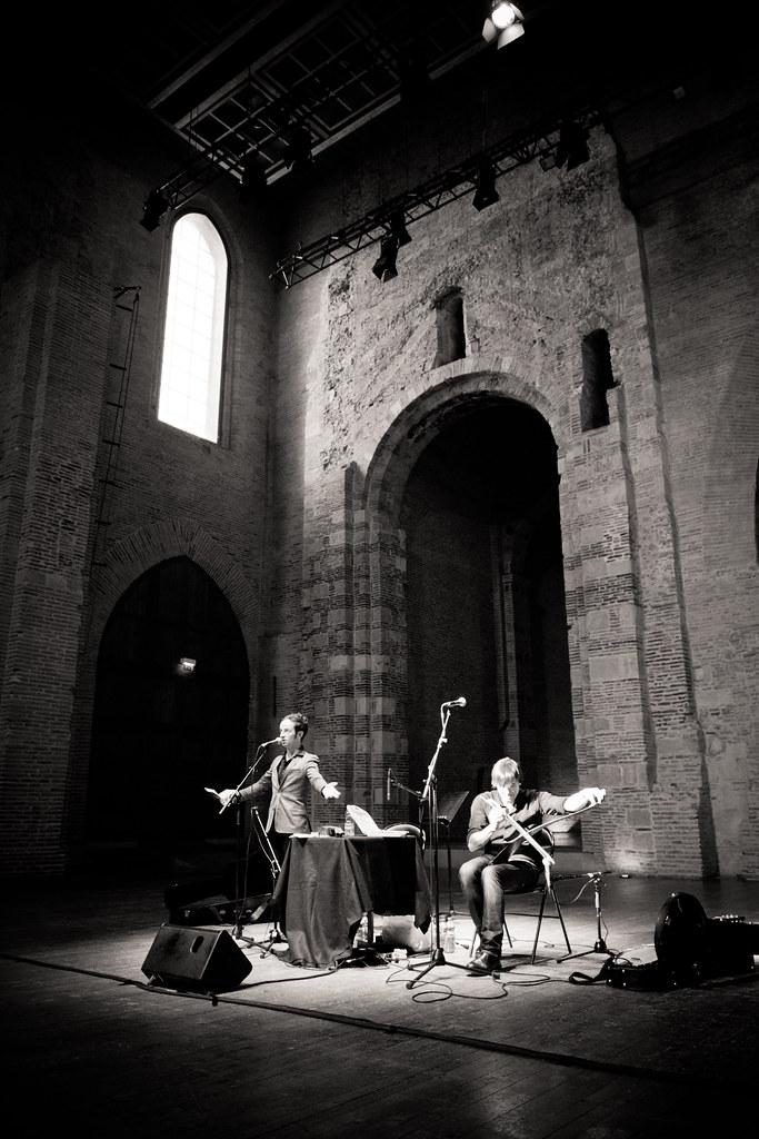 Mathias Malzieu Toulouse Auditorium Saint Pierre Des Cu Flickr
