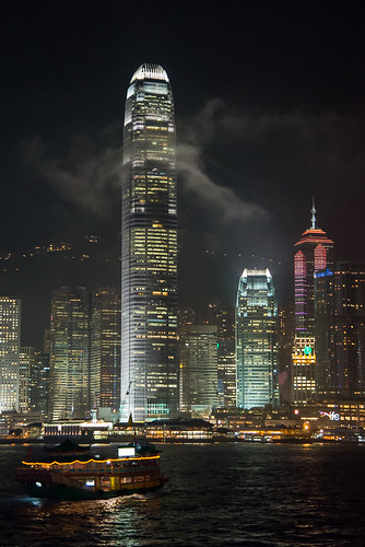 Hong Kong from Star Ferry Pier | by Kenneth Moore Photography
