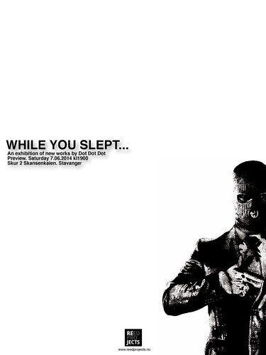 while-you-slept-flyer-2 | by Nuart Festival