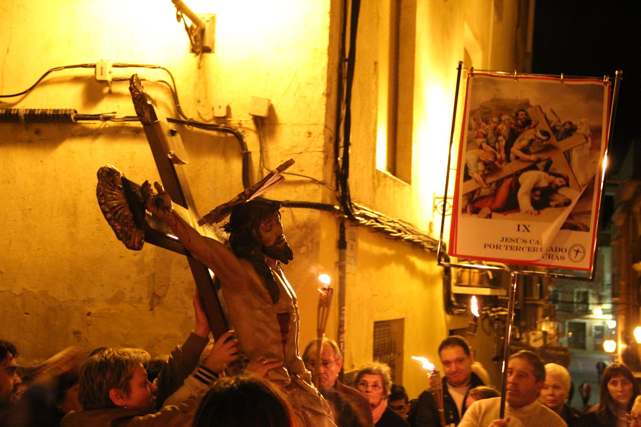 (2015-03-27) - VI Vía Crucis nocturno - Antonio José Verdú Navarro (67)