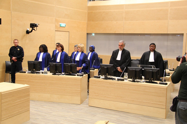 Ceremony for the solemn undertaking of the ICC Prosecutor, Fatou Bensouda