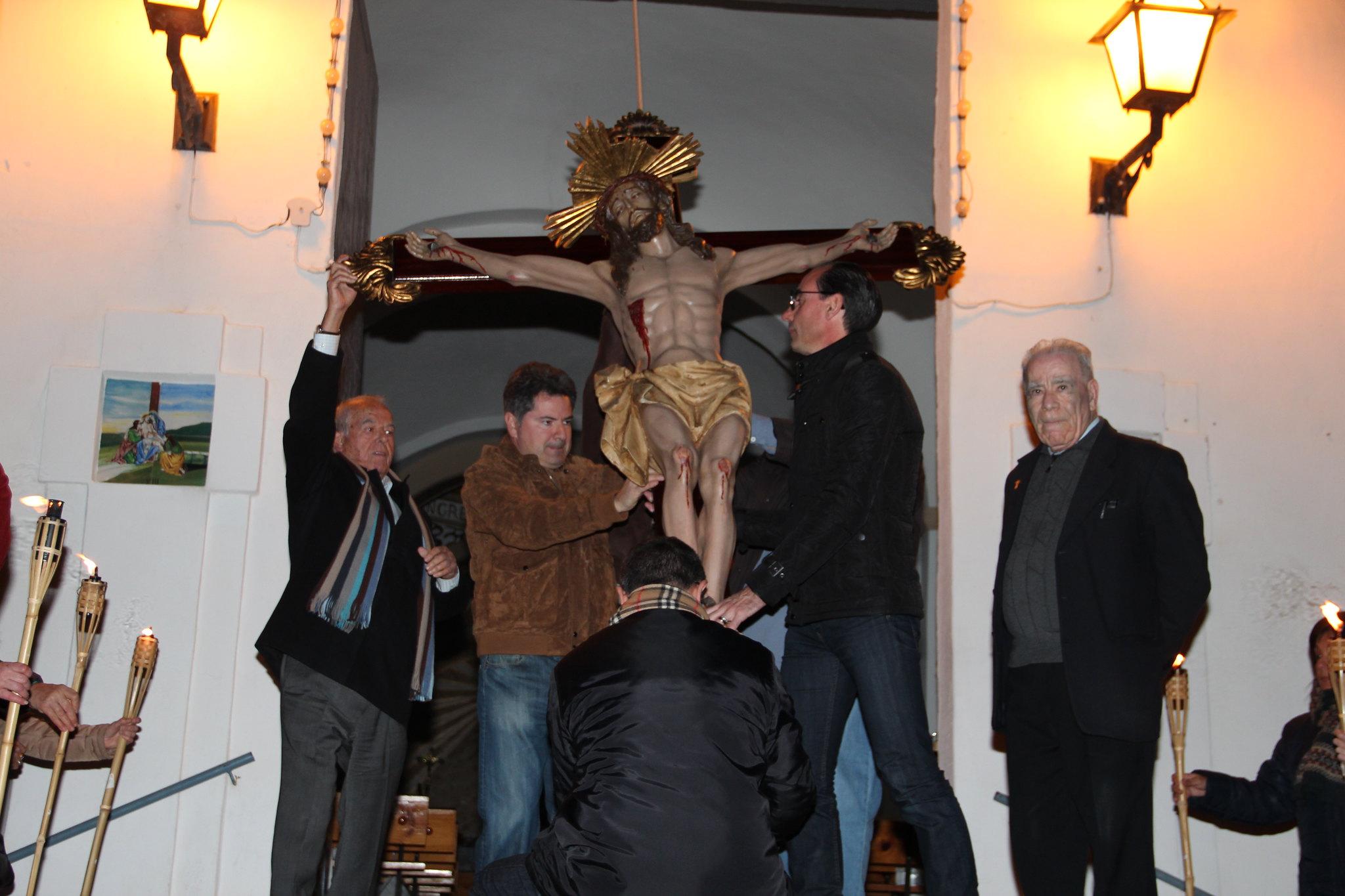 (2016-03-18) - VII Vía Crucis nocturno - Antonio José Verdú Navarro (002)