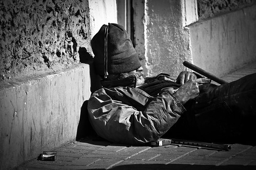Homeless in St. Petersburg | by Andrew Kudrin