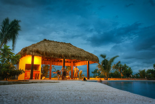 beach pool bar view philippines resort hut views cebu hdr cordova beachhouse photomatix cebusugbo