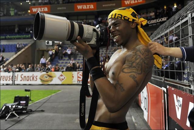 Racing Genk - Club Brugge (10 mei 2012)