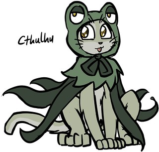 Cthulhu (We Are Ferals) by Darkvolt | by llemaire