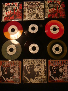 melvins gaylord and helmet split test press and variants | by old ernie