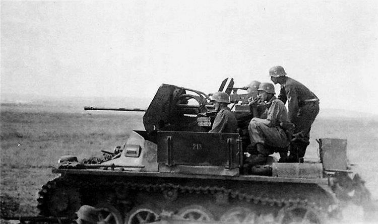我防空坦克