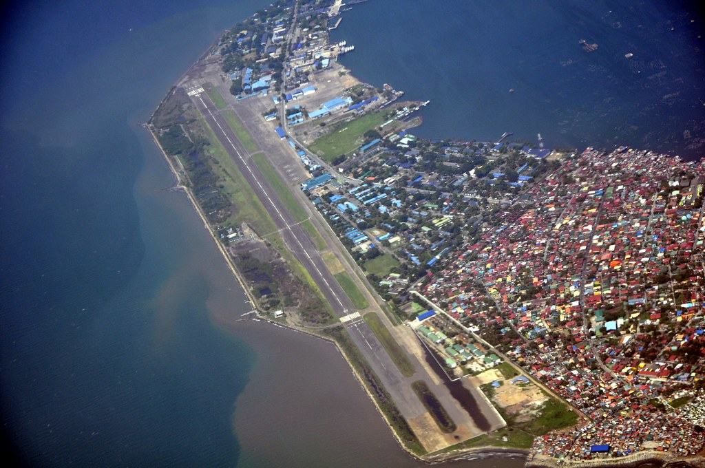 Sangley Point Naval Station Map - Cavite, Philippines ...  |Nas Sangley Point Philippines