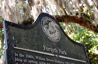 Forsyth Park 27 | by brittreints