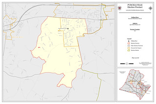 Precinct 301- Purcellville | by Office of Mapping, County of Loudoun