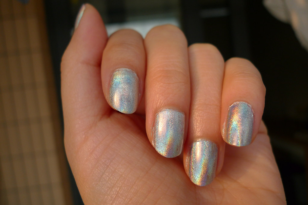 Chanel Holographic | It took me a while to make it completel… | Flickr