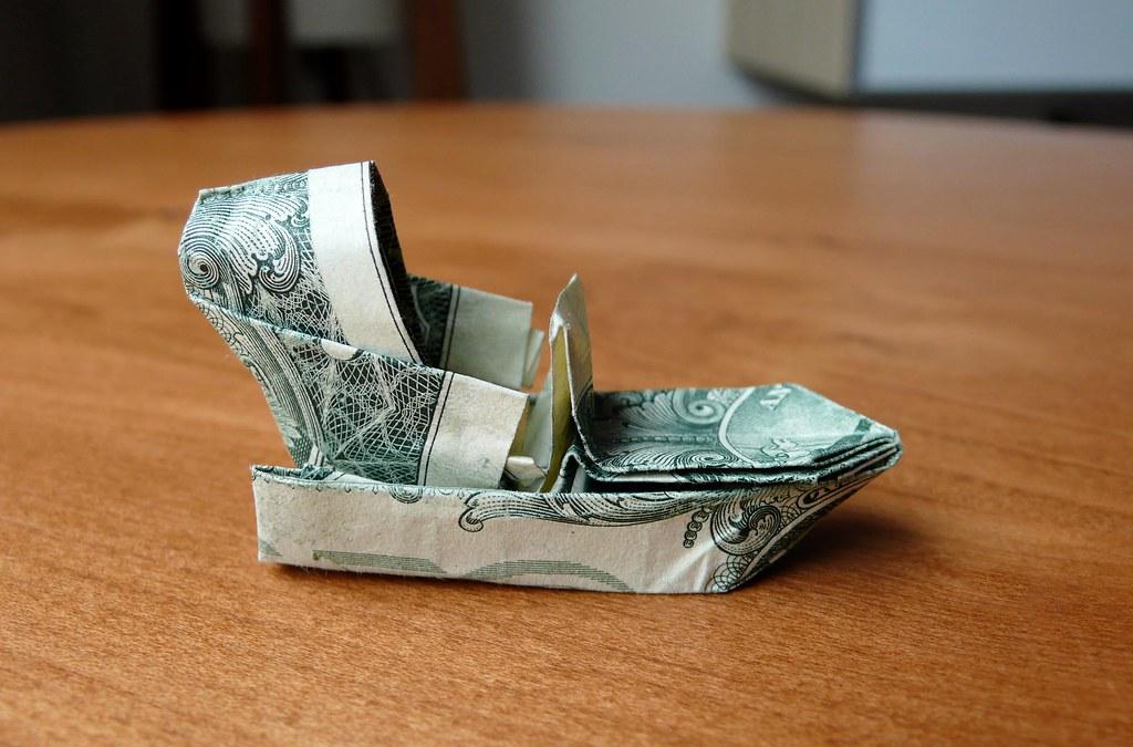 Dollar Bill Origami Hat | LoveToKnow | 675x1024
