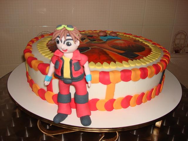 Cake Bakugan