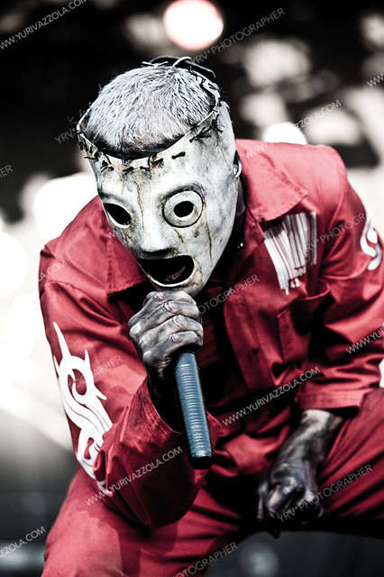 Slipknot live@Sonisphere 2011